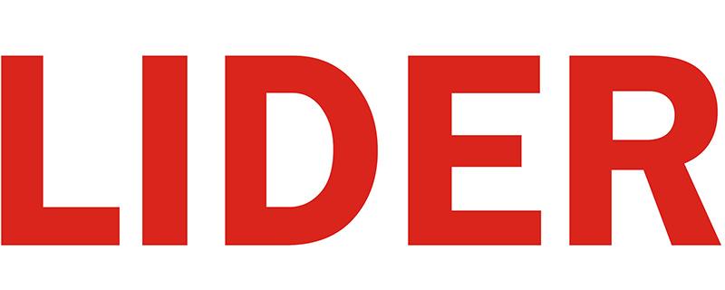 Логотип Lider.