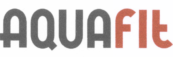 Логотип Aquafit.