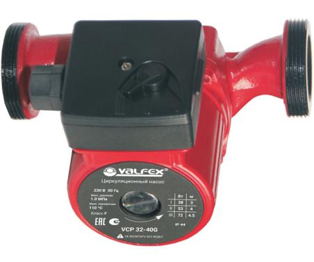 Насос циркуляционный VALFEX VCP 32-40G