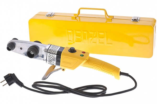 Аппарат для сварки пластиковых труб DENZEL DWP-800 X-Pro
