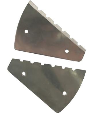 Ножи для льда DDE IceDK-200 (комплект 2 шт.)