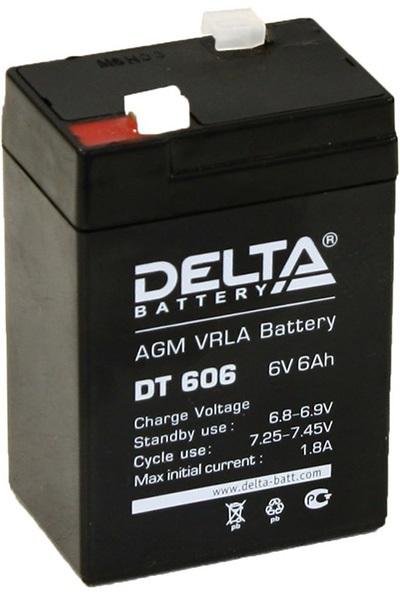 Аккумуляторная батарея DELTA DT 606