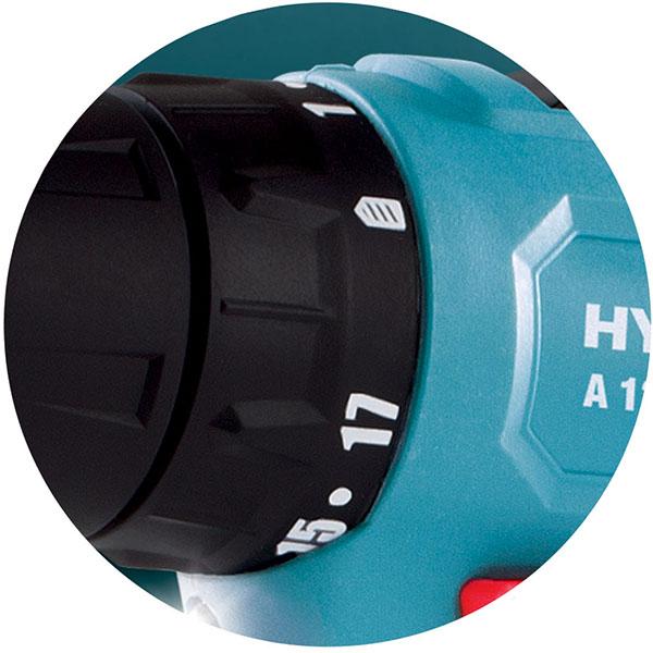дрель аккумуляторная hyundai a1210li