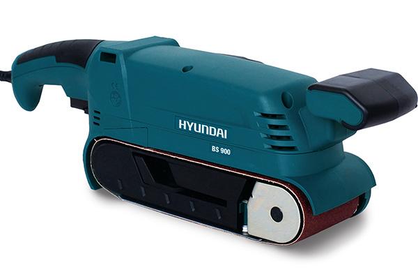 Ленточная шлифовальная машина HYUNDAI BS900 Expert