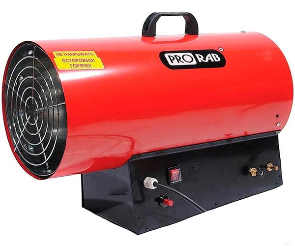 Газовая тепловая пушка PRORAB LPG 50