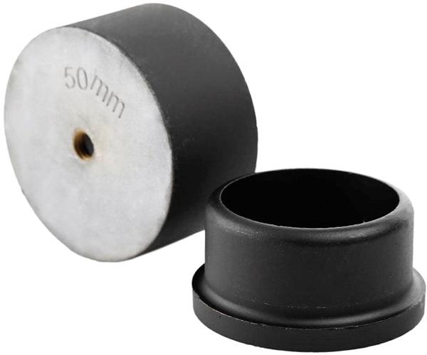 Насадка для сварки полипропиленовых труб WESTER 50 мм