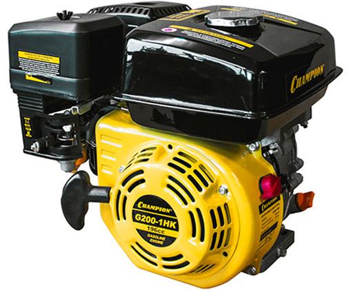 Двигатель бензиновый 4-тактный CHAMPION G200-1HK