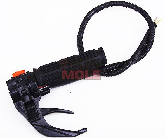 Рукоятка газа для мотобура IRON MOLE E53