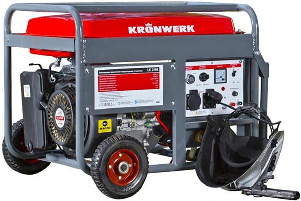 Сварочный генератор KRONWERK LK 210E