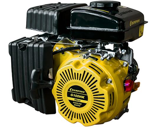 Двигатель бензиновый 4-тактный CHAMPION G100HK