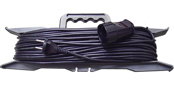 Удлинитель силовой 30 м на рамке (2 × 0,75 мм²)