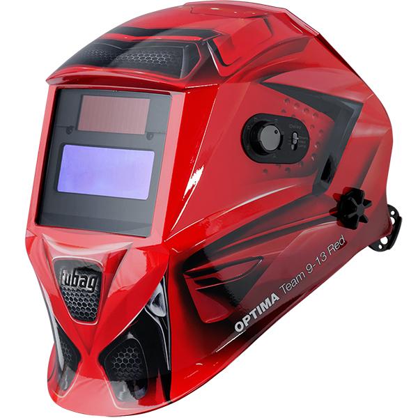 Маска-хамелеон FUBAG OPTIMA TEAM 9-13 Red