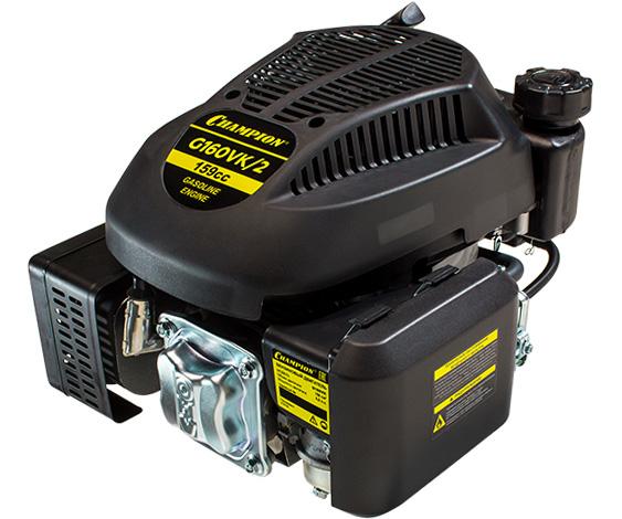 Двигатель бензиновый 4-тактный CHAMPION G160VK/2