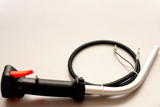 Ручка газа в сборе для бензотриммеров GREENLINE