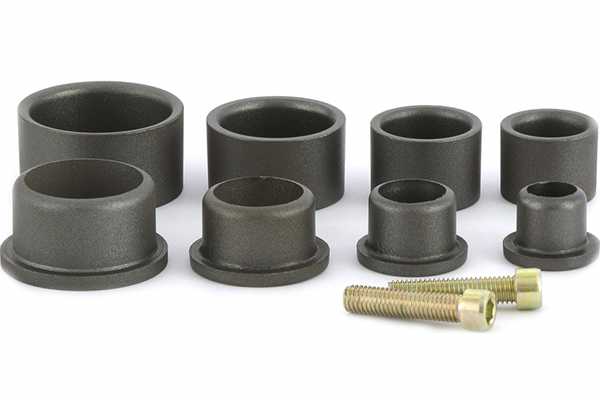 Набор сварочных насадок KRONWERK 20, 25, 32 и 40 мм