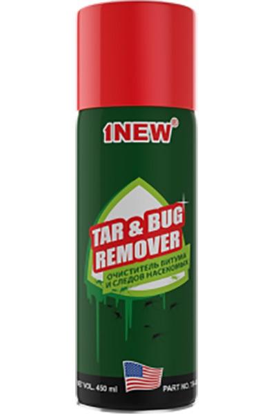 Очиститель битума и следов насекомых 1NEW TR-450 (спрей 450 мл)