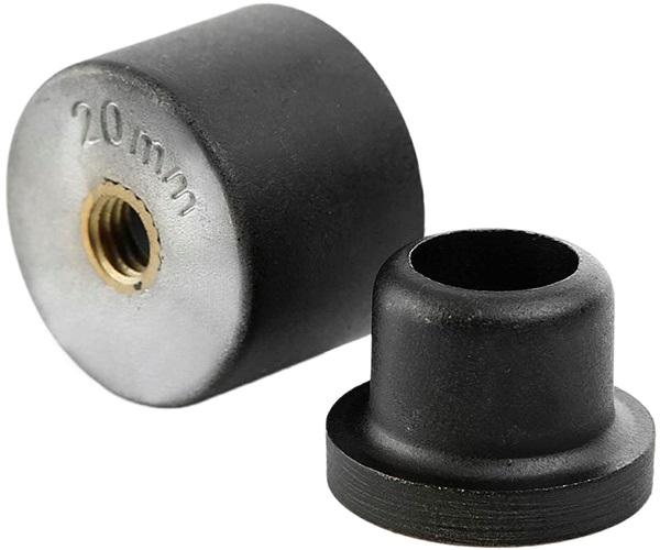 Насадка для сварки полипропиленовых труб WESTER 20 мм