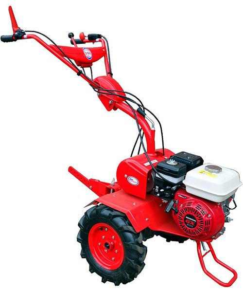 Мотокультиватор САЛЮТ-100 (двигатель Honda GX-200)