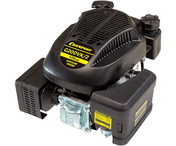 Двигатель бензиновый 4-тактный CHAMPION G200VK/2