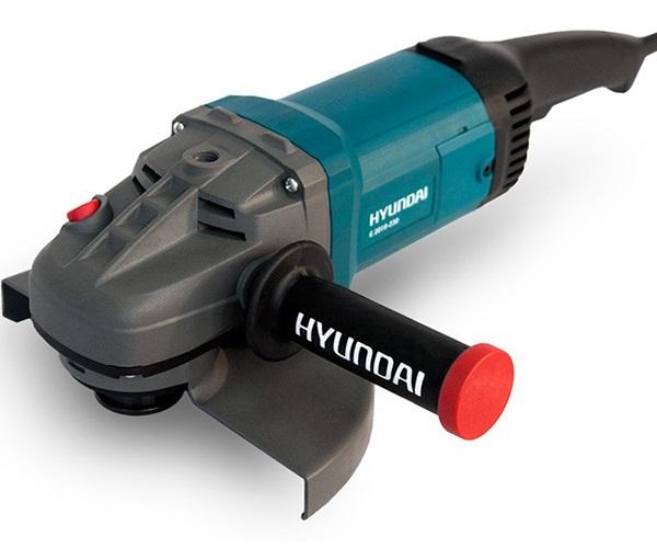 Угловая шлифовальная машина HYUNDAI G2010-230