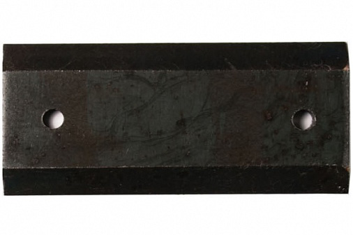 Нож двухсторонний для почвы IRON MOLE 250 мм