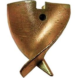 Нож направляющий SB45 для шнеков IRON MOLE Pengo 22 (75/100х1000 мм)