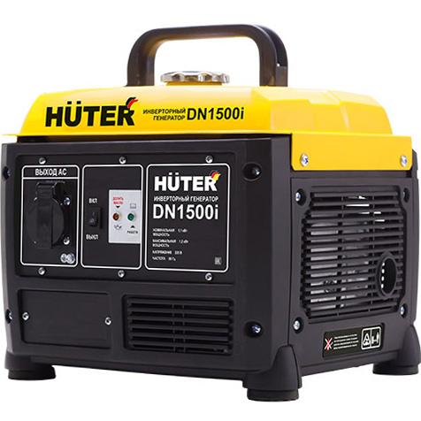 Инверторный бензогенератор HUTER DN1500i