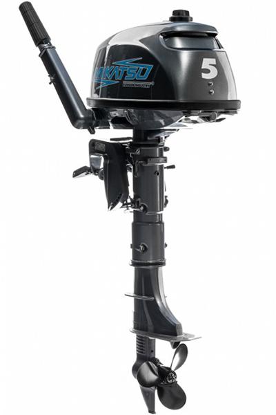 Подвесной лодочный мотор MIKATSU M5FHS