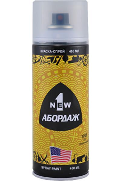 Лак-спрей 1NEW «ABORDAGE AB-1008» 400 мл (солнцезащитный)