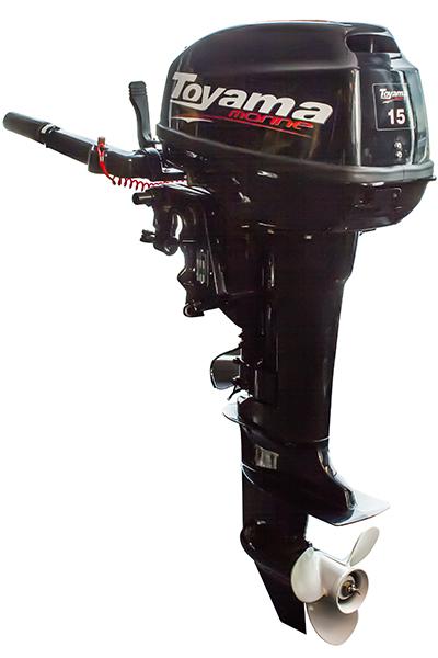 Подвесной лодочный мотор TOYAMA T15BMS