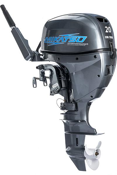 Подвесной лодочный мотор MIKATSU MF20FHS