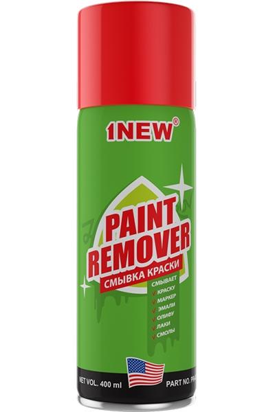 Смывка краски 1NEW PR-400 (спрей 400 мл)