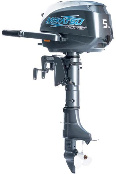 Подвесной лодочный мотор MIKATSU MF5FHS