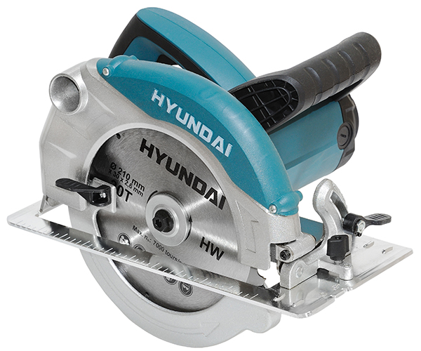 Пила дисковая HYUNDAI C1800-210 Expert
