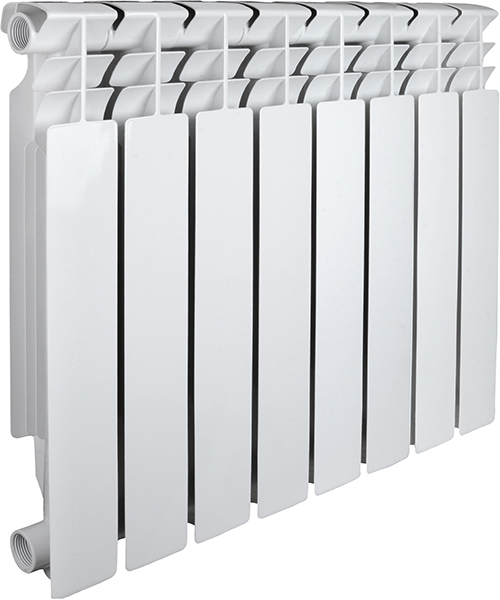 Радиатор алюминиевый VALFEX Optima Alu 500/8