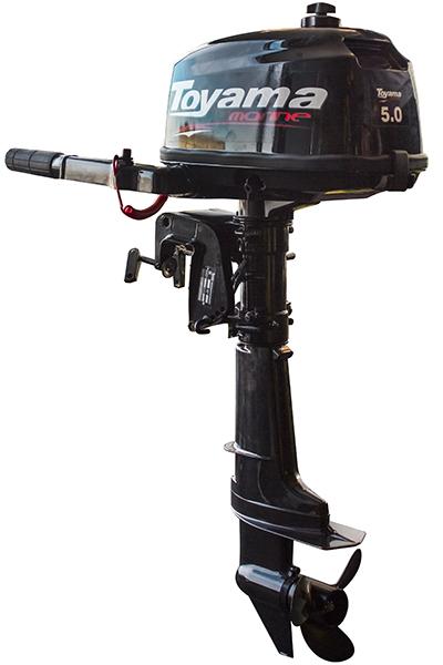 Подвесной лодочный мотор TOYAMA T5BMS