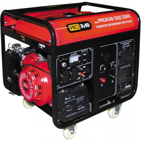 Сварочный генератор PRORAB-5502 EBWI