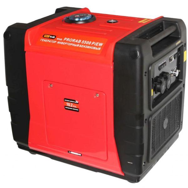 Инверторный электрогенератор PRORAB 5500 PIEW