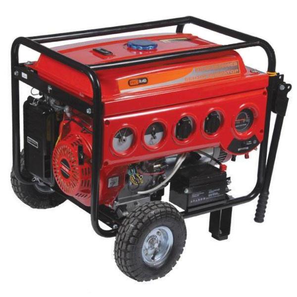 Бензиновый электрогенератор PRORAB 5500 EB