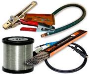 Комплектующие и расходные материалы к сварочному оборудованию