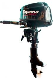 Подвесной лодочный мотор TOYAMA F5BMS