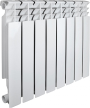 Радиатор алюминиевый VALFEX Optima Alu 350/12