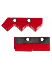 Ножи для почвы DDE DK-100 (комплект 2 шт.)