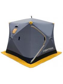 Палатка для зимней рыбалки FISHTOOL BigHouse 2T