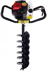 Мотобур PROBUR 250 + шнек для почвы 250 мм