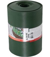 Бордюрная лента ПРОТЭКТ БЛ-30/30 (30 × 3000 см, хаки)