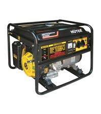 Бензиновый электрогенератор HUTER DY5000L