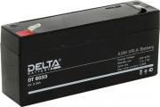 Аккумуляторная батарея DELTA DT 6033 (125)