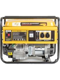 Бензиновый электрогенератор DENZEL GE4500