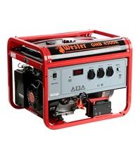 Бензиновый электрогенератор WESTER GNB4500E